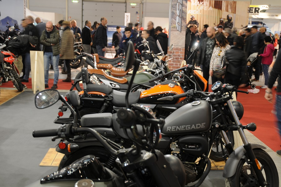 UM Motorcycles: le moto americane in mostra al Roma MotoDays 2019