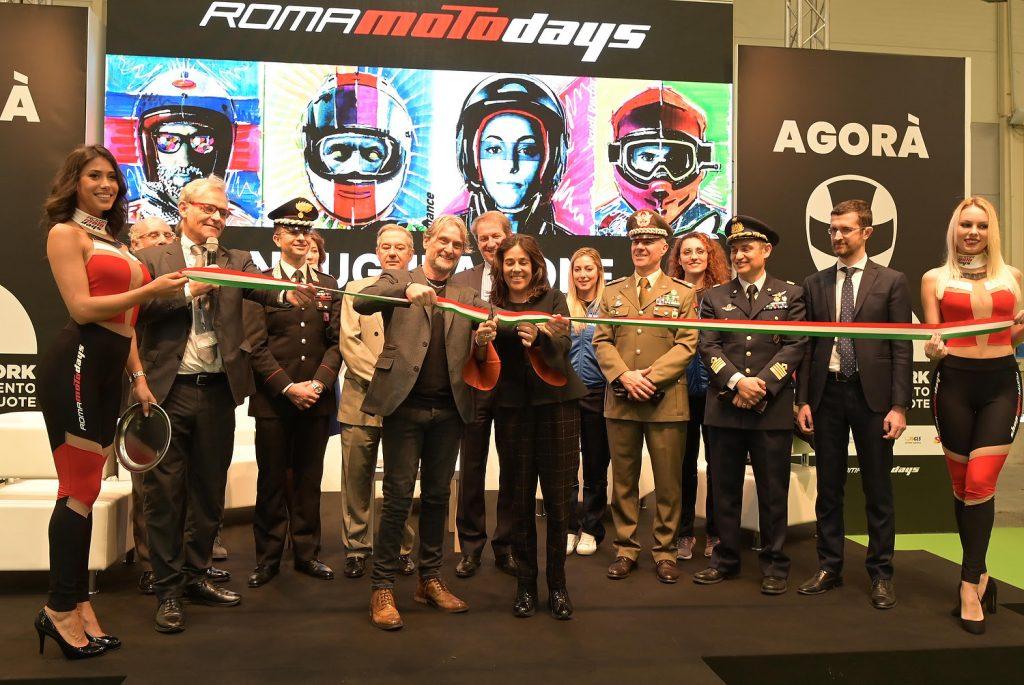 Roma MotoDays 2019: parte ufficialmente l'undicesima edizione