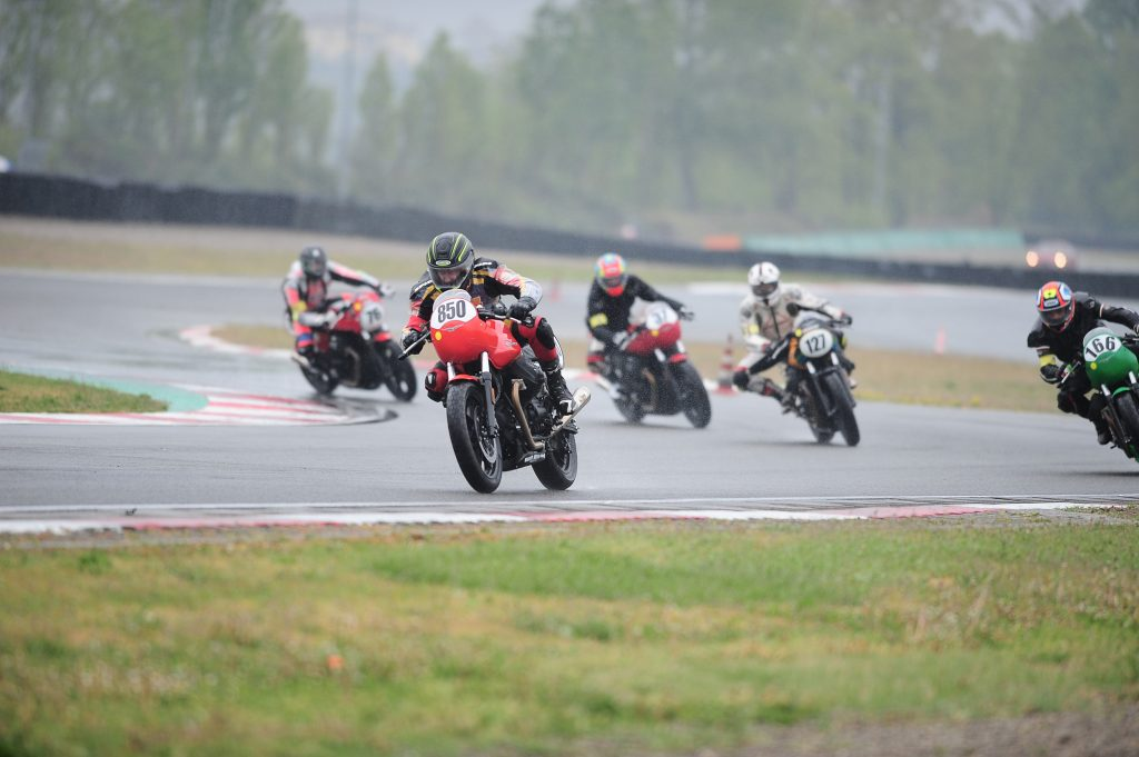 Trofeo Moto Guzzi Fast Endurance: al via la prima gara del mini campionato monomarca