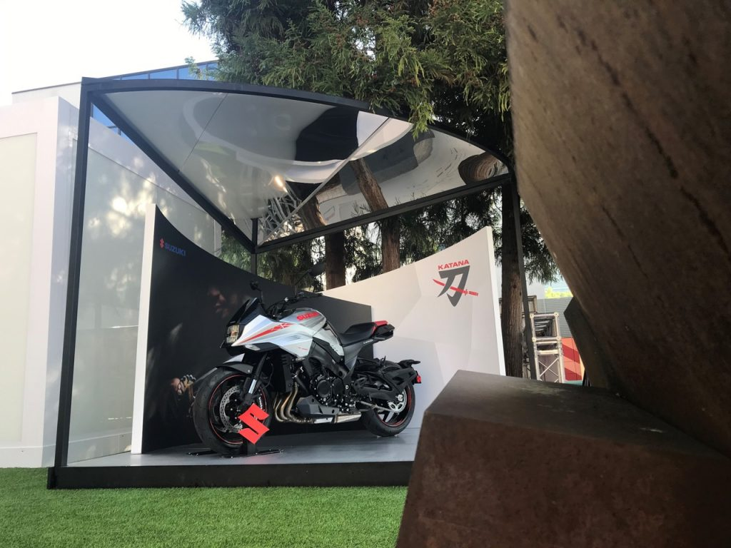 Suzuki Katana - Milano Design Week 2019