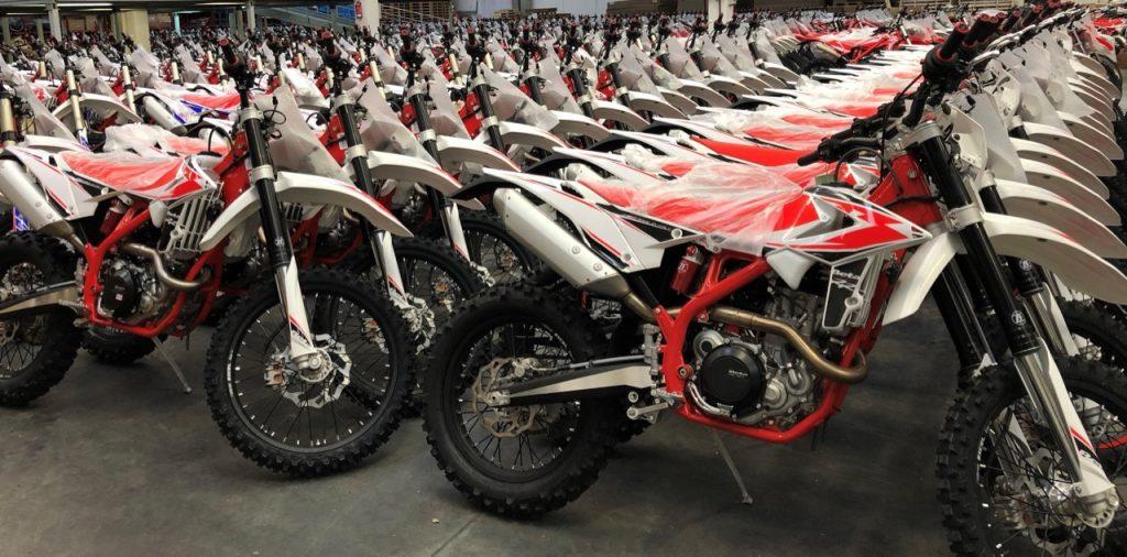 Beta Motor: segnalato il furto di un lotto di moto dal magazzino di Rignano sull'Arno