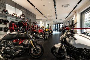 Ducati: a Roma arriva il secondo flagship-store