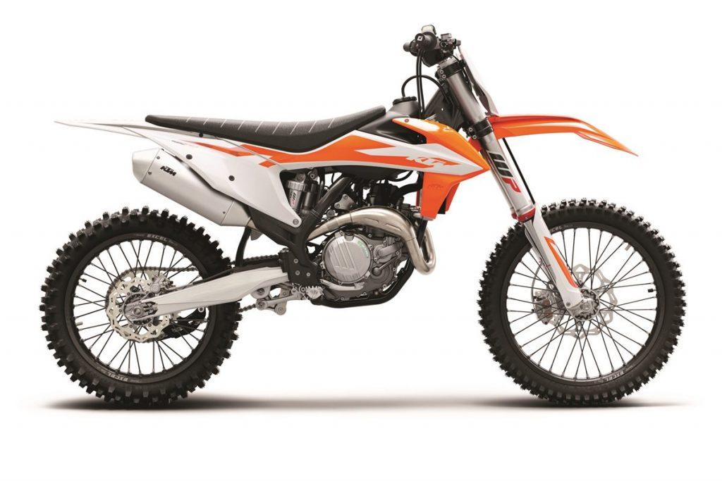 KTM SX: presentata la nuova gamma 2020