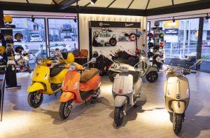 Gruppo Piaggio: 500 Motoplex nel mondo con una nuova apertura a Istanbul