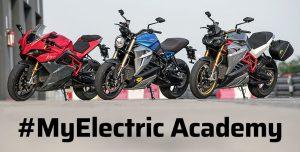 Energica: al via la prima riding school 100% elettrica