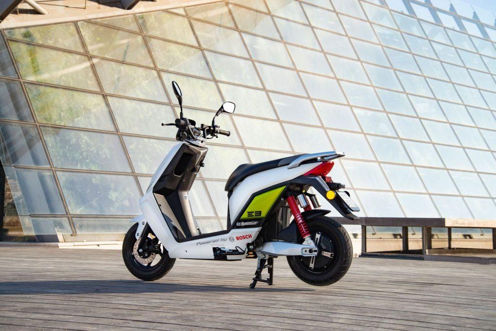 Lifan E3: grazie agli Ecobonus scende il prezzo dello scooter elettrico