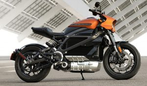 Harley-Davidson: sbarca in Italia la nuova Livewire