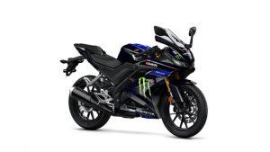 Yamaha YZF-R125: arriva la versione Monster Energy Yamaha MotoGP [VIDEO]