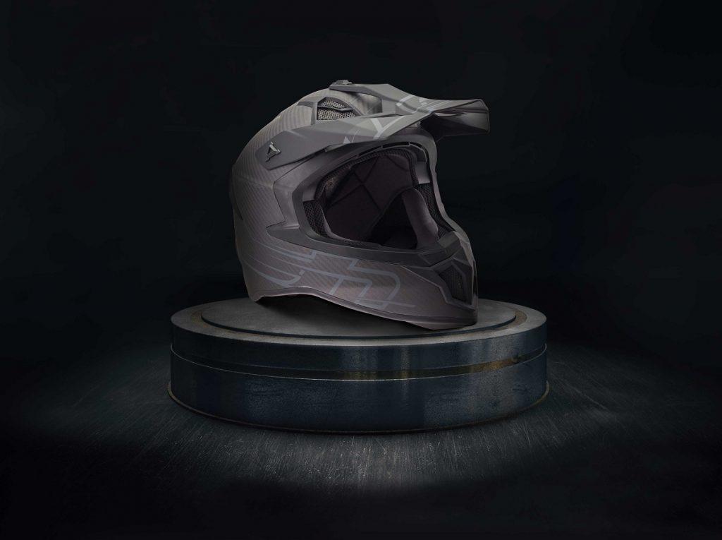 Hype HP8.51 Full Carboon: il casco da off-road totalmente in carbonio