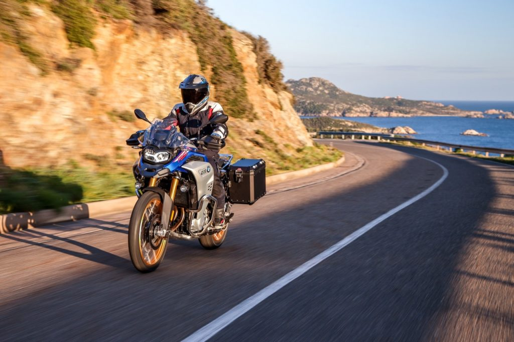 BMW Motorrad, Adventure Tour 2019: una serie di test per comprendere i modelli GS della serie F