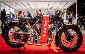 Koehler-Escoffier e la BMW R 68 premiate al Concorso d'Eleganza di Villa d'Este