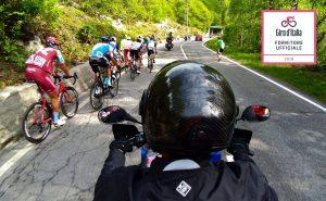 Tucano Urbano sarà fornitore ufficiale Giro D'Italia: vestirà le motostaffette