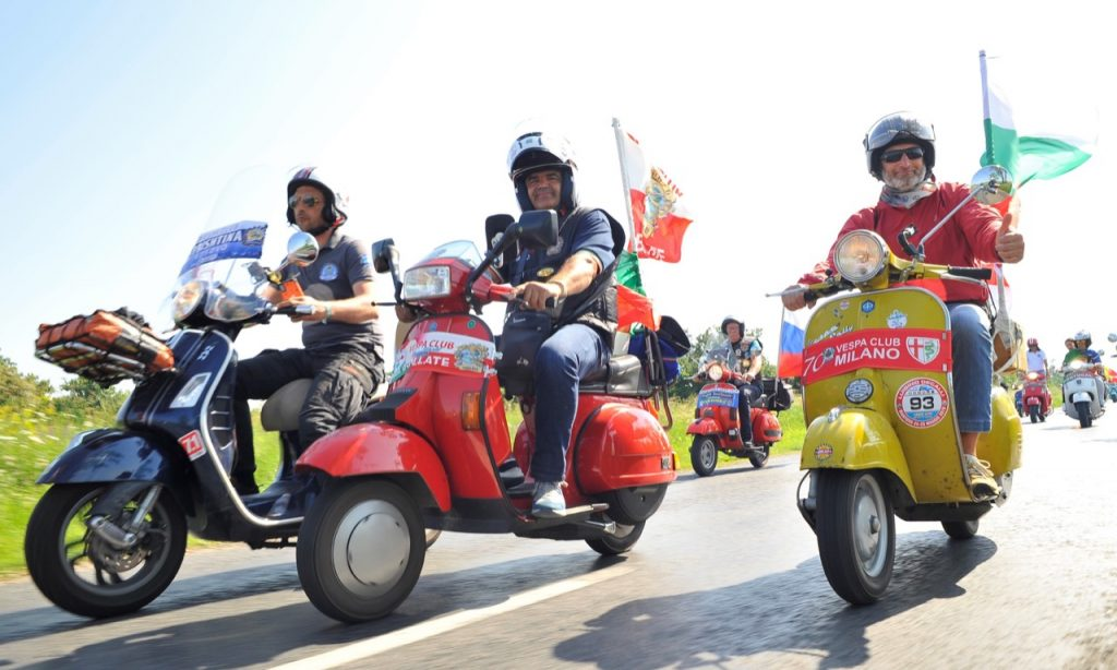 Vespa World Days 2019 - nuove foto