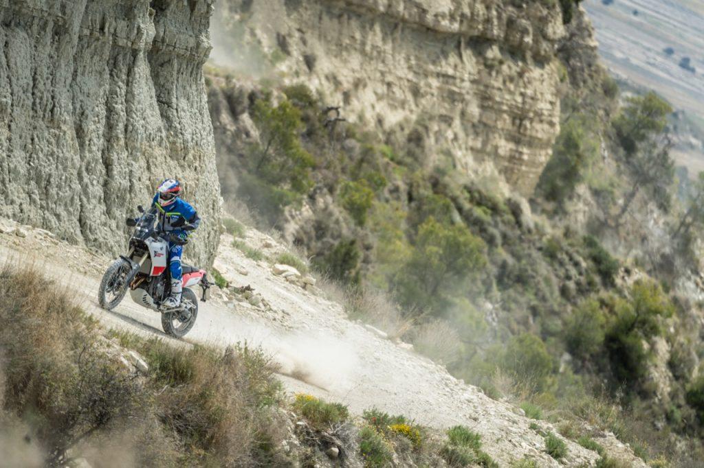 Yamaha Ténéré 700: un'avventura in sella sulle strade di Bobbio [VIDEO]