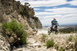 Yamaha Ténéré 700: appuntamento tra gli orizzonti della Maremma pisana
