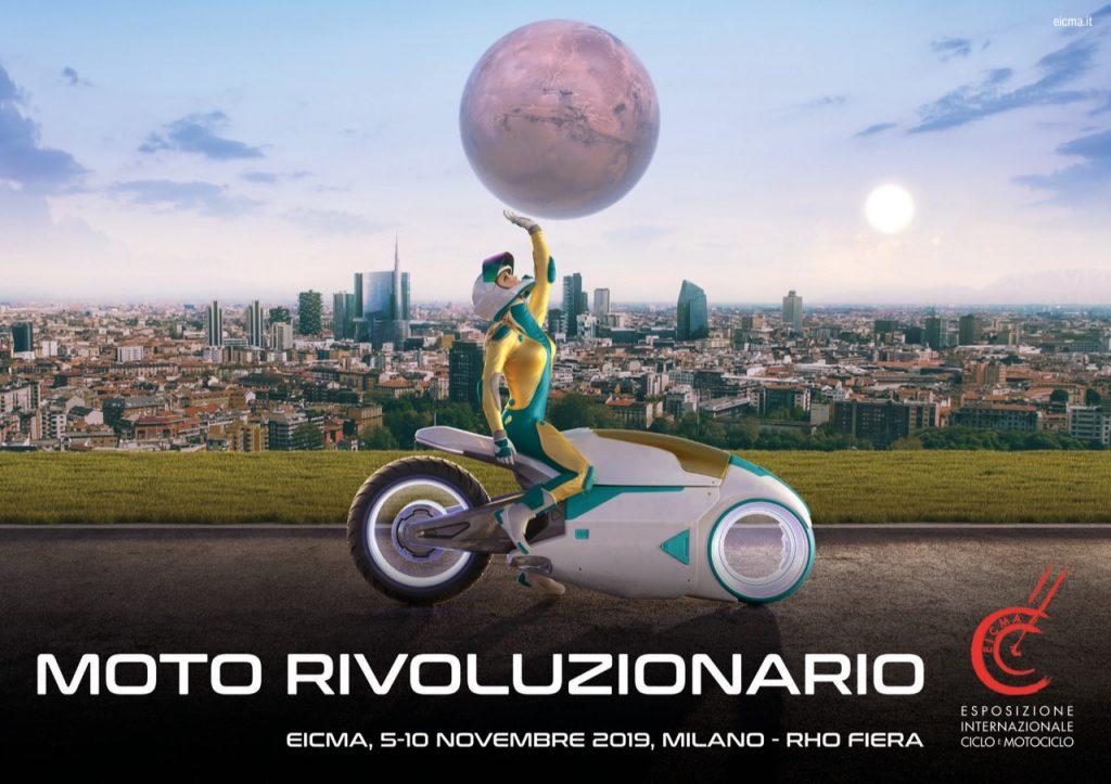 EICMA 2019: ricordando il genio leonardesco, in evidenza la mobilità futura a due ruote