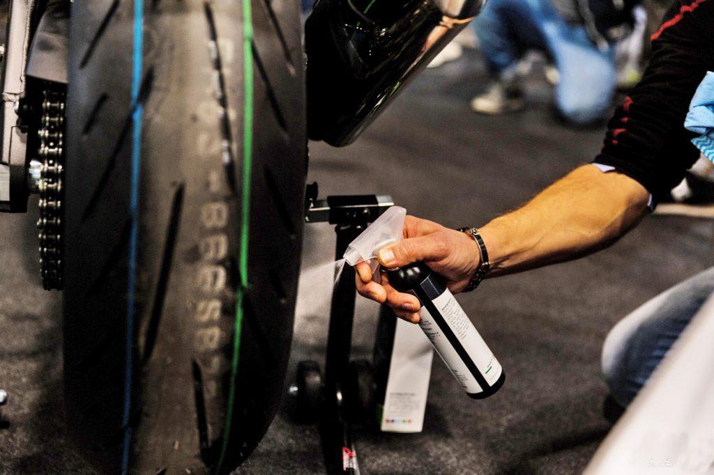 Prodream: la prima pellicola liquida per moto