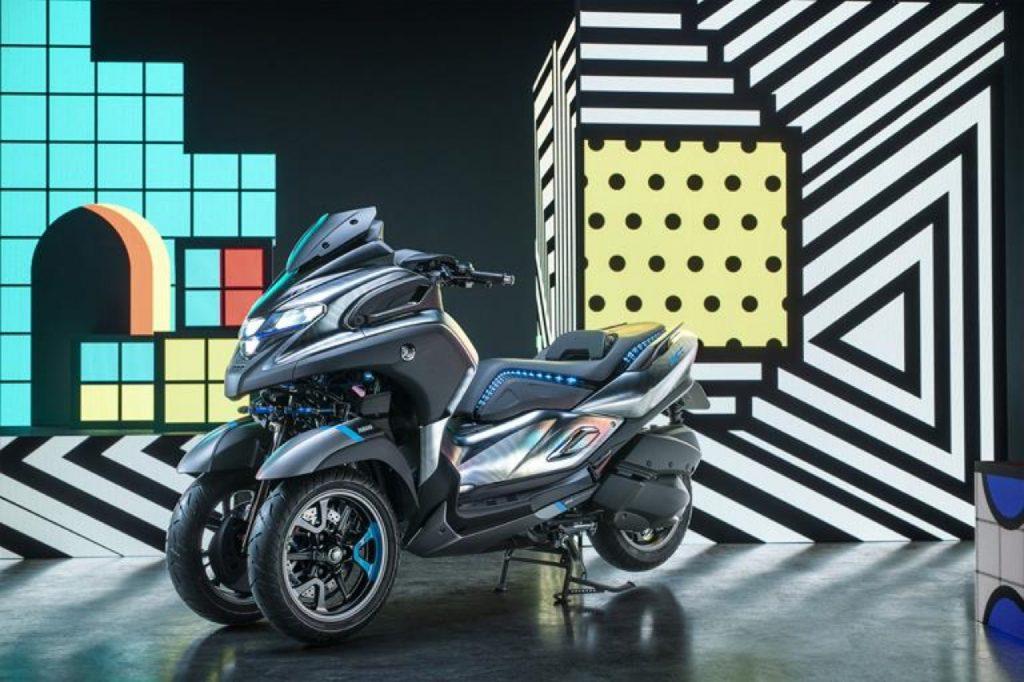 Yamaha Motor al Parco Valentino 2019: in evidenza i progetti con LMW Technology