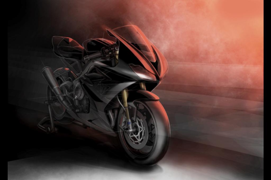 Triumph Daytona Moto2™ 765 Limited Edition: anticipata un'esclusiva sportiva [SKETCH]