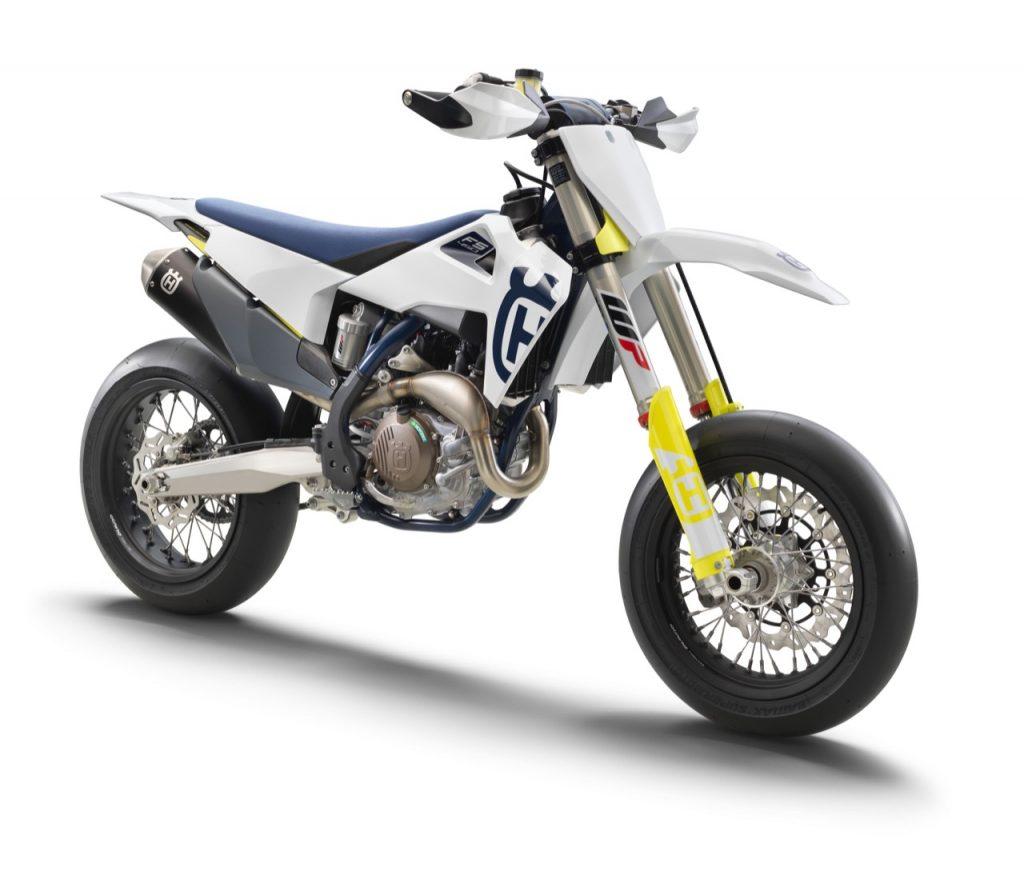 Husqvarna Motorcycles FS 450 MY20 - foto