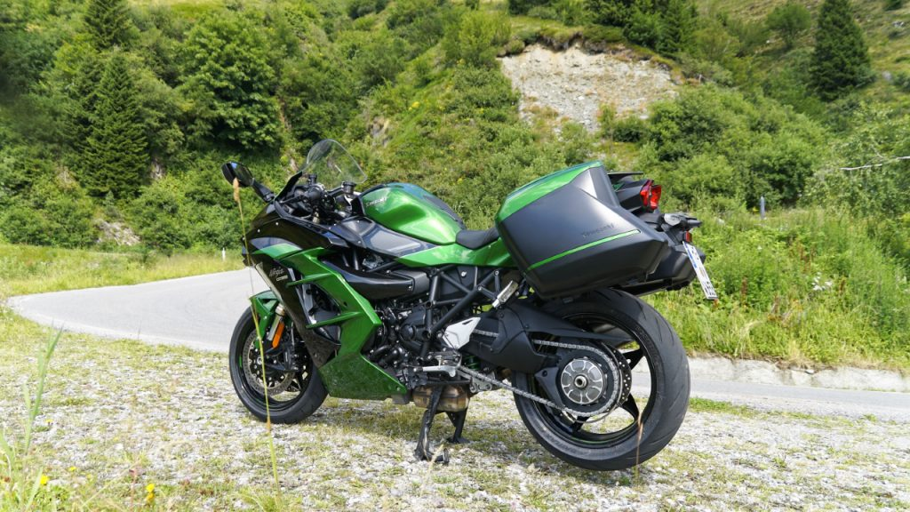 Kawasaki Demo Ride 2019: appuntamento nel savonese il 3 e 4 agosto