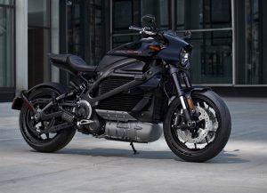 Harley-Davidson LiveWire: un forte impulso al Goodwood Festival of Speed [VIDEO]