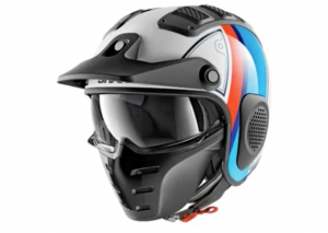 Shark Helmets X-Drak Terrence | Martini Racing: un casco eclettico [VIDEO TEASER]