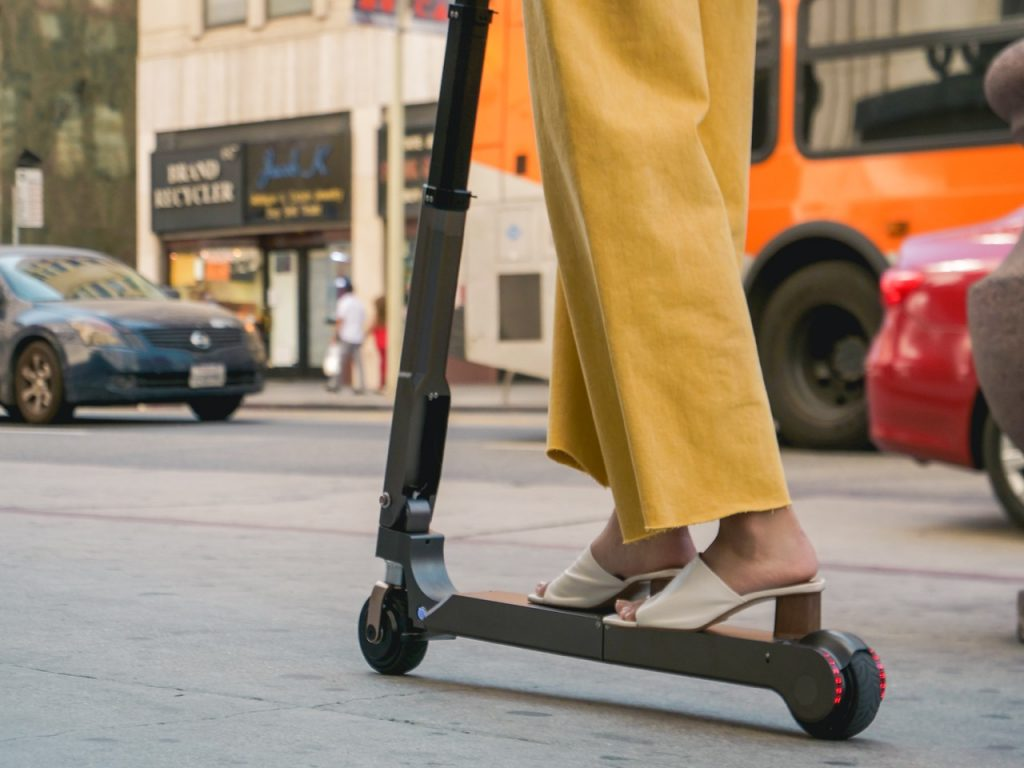 Hyundai Motor Group - nuovo prototipo di electric scooter