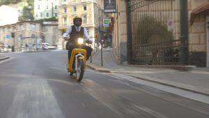 MiMoto: dopo Milano e Torino, il servizio approda anche a Genova