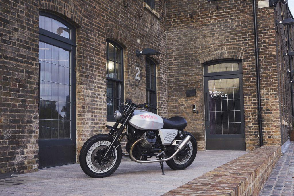 Moto Guzzi - London Design Festival 2019
