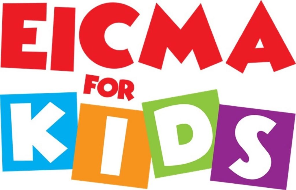 EICMA FOR KIDS: tappe conclusive a Milano