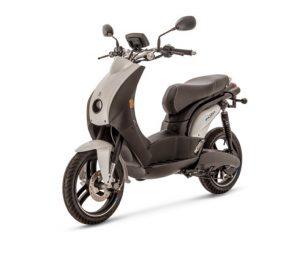 Peugeot Motocycles E-Ludix: una spinta elettrica in città