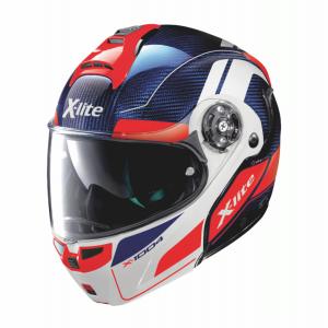 X-lite X-1004 Ultra Carbon: un casco apribile con costruzione in carbonio