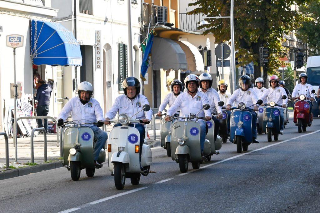 Vespa Club Italia - settanta anni