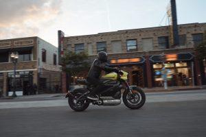Harley-Davidson LiveWire: interrotta momentaneamente la produzione