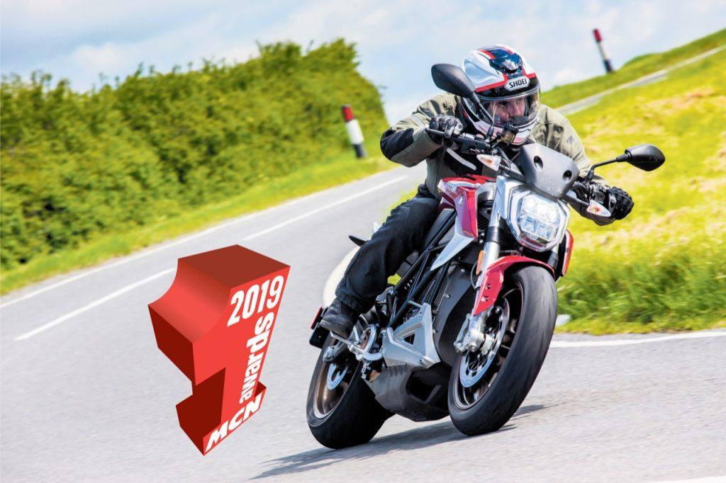 Zero Motorcycles: all'appuntamento di EICMA con la Zero SR/F