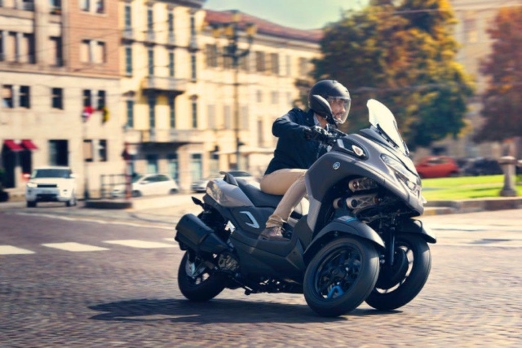 Yamaha Motor al Tokyo Motor Show 2019: tra le creazioni anche Tricity 300 e MW-Vision