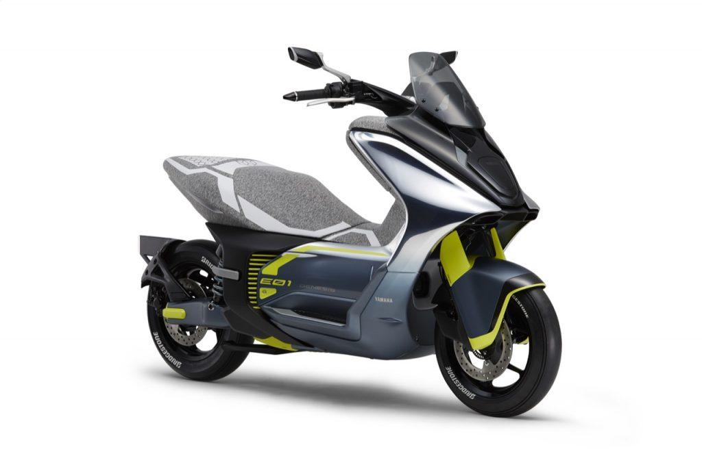 Yamaha Motor al Tokyo Motor Show 2019