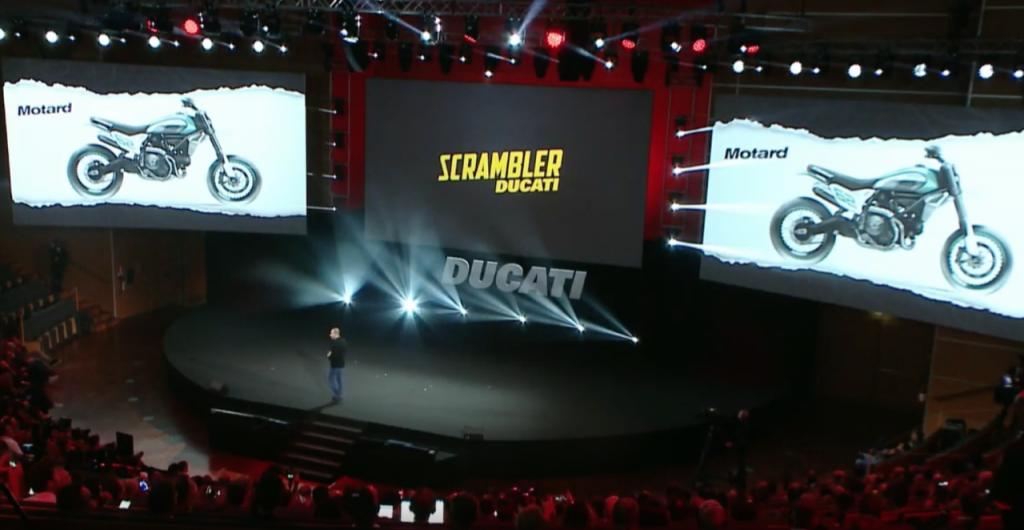 Ducati Scrambler: anticipate due nuove concept in vista di EICMA 2019 [TEASER]