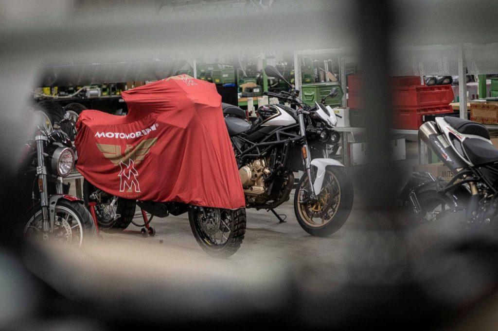 Moto Morini: qualche altro accenno sulle novità attese a EICMA 2019 [TEASER]