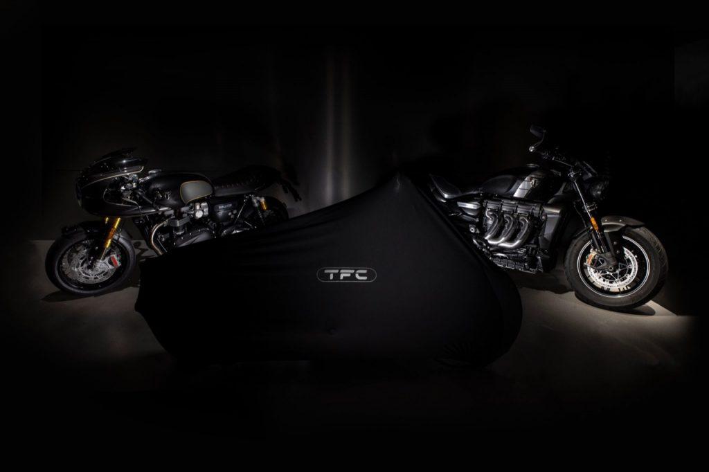 Triumph Motorcycles: una terza creazione TFC prospettata per il 5 novembre 2019 [TEASER]