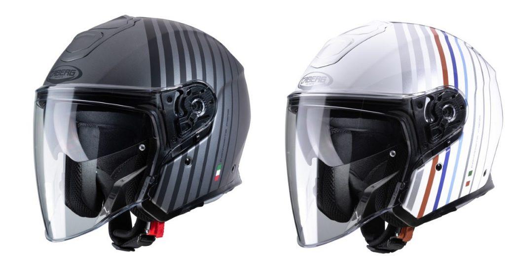 Caberg Flyon: il nuovo casco Jet che non teme nessun percorso