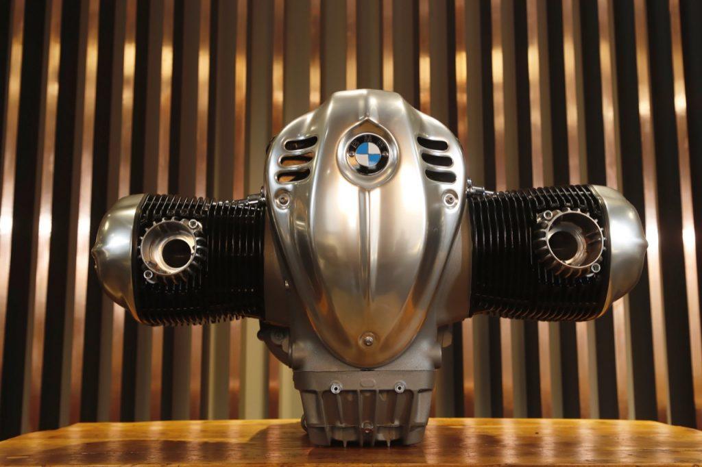 BMW Motorrad - foto motore Big Boxer