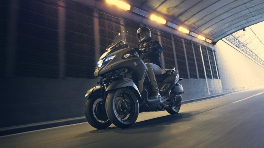 Yamaha Tricity 300: Caratteristiche, Motore E Patente B
