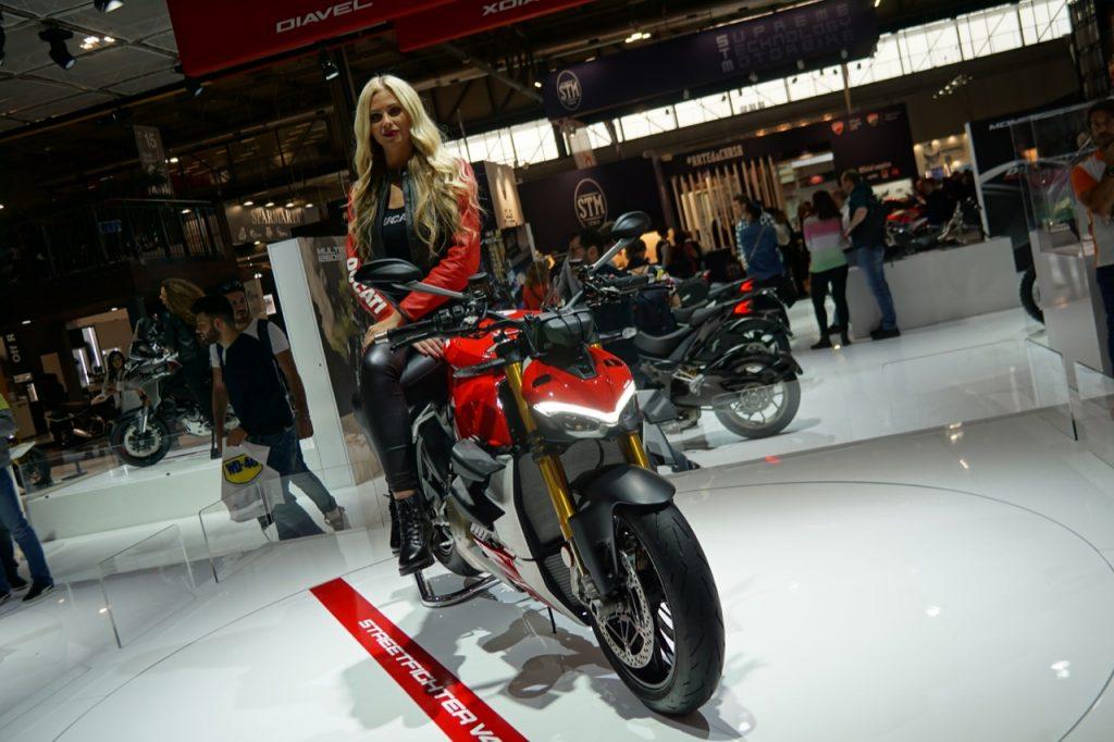"""Ducati Streetfighter V4: decretata """"Moto più bella del Salone"""" a EICMA 2019"""