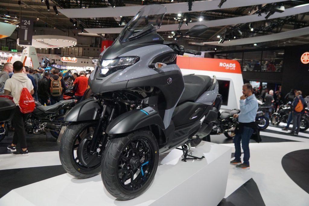 Stand Yamaha - EICMA 2019