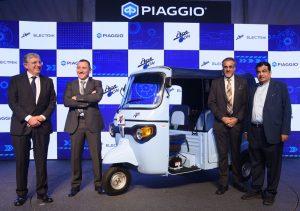 Gruppo Piaggio: presentata Ape E-City, la versione elettrica dello storico veicolo tre ruote