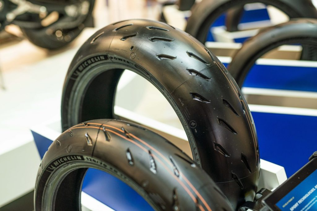 Michelin a Motor Bike Expo 2020