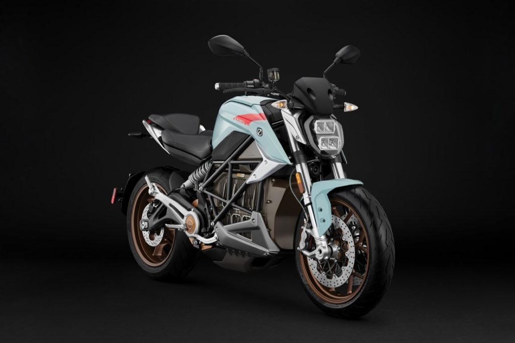 Zero Motorcycles a Motor Bike Expo 2020