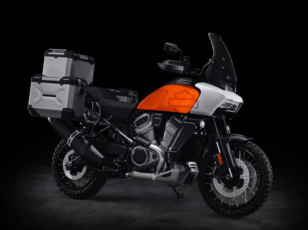 Harley-Davidson al Motor Bike Expo 2020